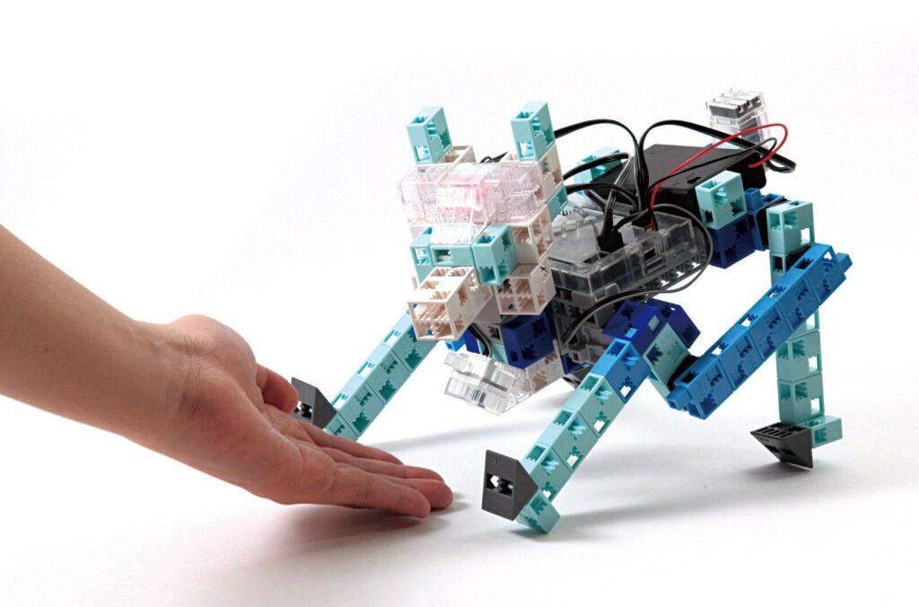 edasim-integrating-ideas-doggy-robot